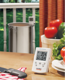 Maverick Redi-Check Deep Fryer Thermometer ET-74 - Iron Pig BBQ